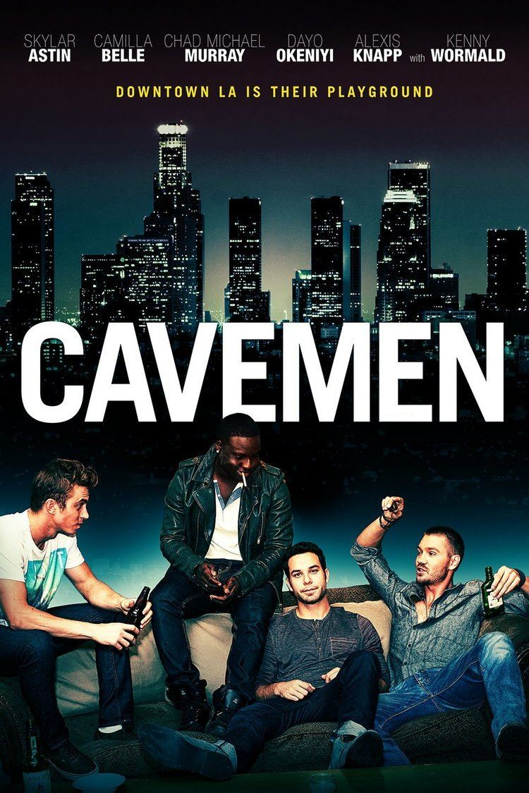 Cavemen (film) wwwgstaticcomtvthumbmovieposters10449470p10