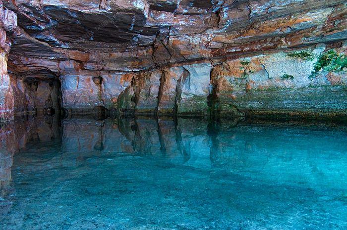 Caverna Aroe Jari Gruta Lagoa Azul Hotis Deville