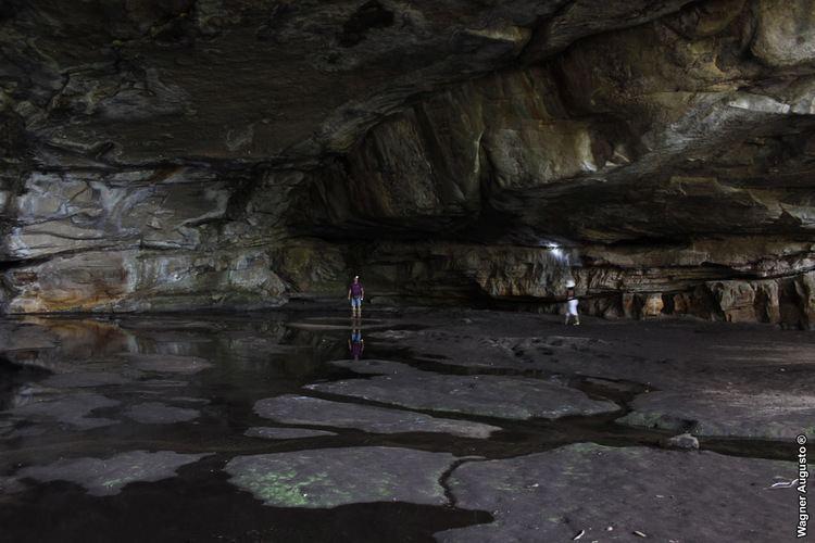 Caverna Aroe Jari Caverna Aroe Jari em Chapada dos Guimares MT