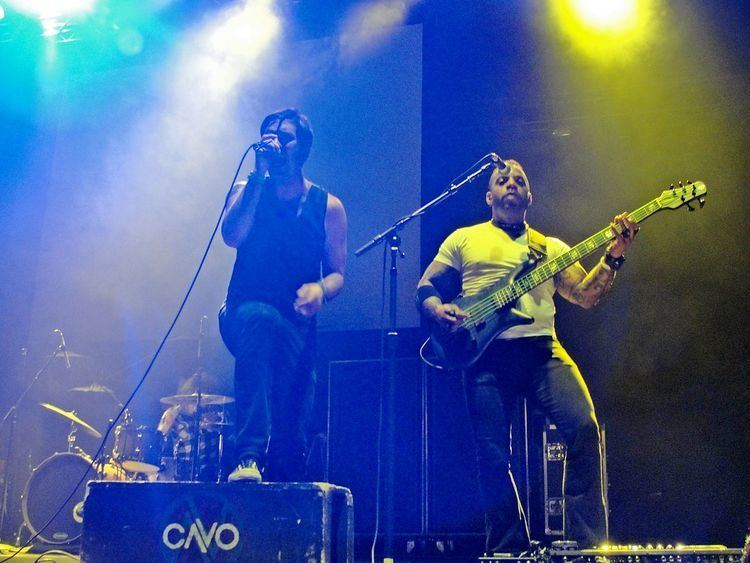 Cavo discography