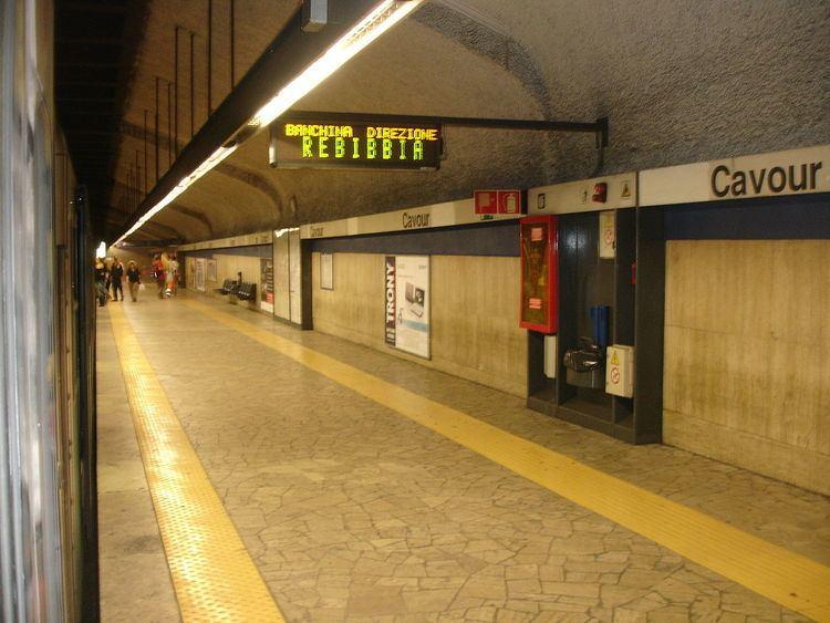Cavour (Rome Metro)