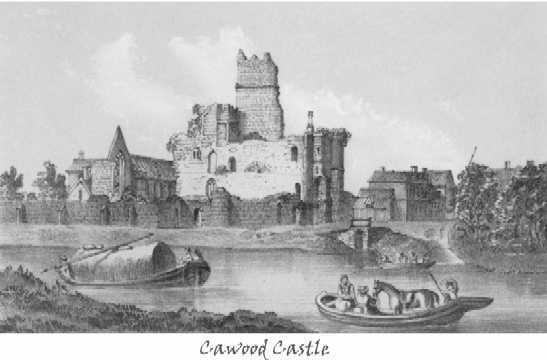 Cawood Castle Cawood Castle Garth Group a voluntary organisation of residents