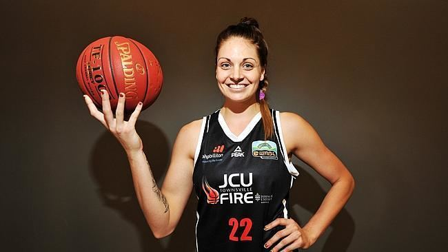Cayla Francis Townsville Fire poised for start of WNBL season