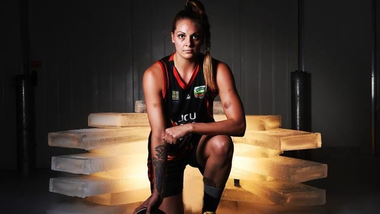 Cayla George George driven by good grand final memories Townsville Bulletin