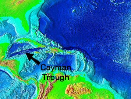 Cayman Trough Scientific expedition to the world39s deepest undersea volcanic rift