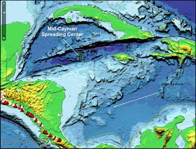 Cayman Trough Global Volcanism Program Additional Reports