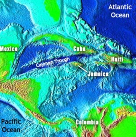 Cayman Trough Into the abyss British sub to plunge to the bottom of the sea in
