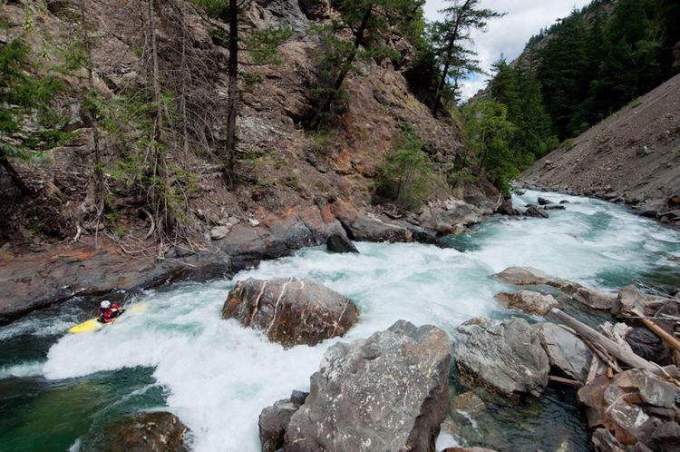 Cayoosh Creek Cayoosh Creek