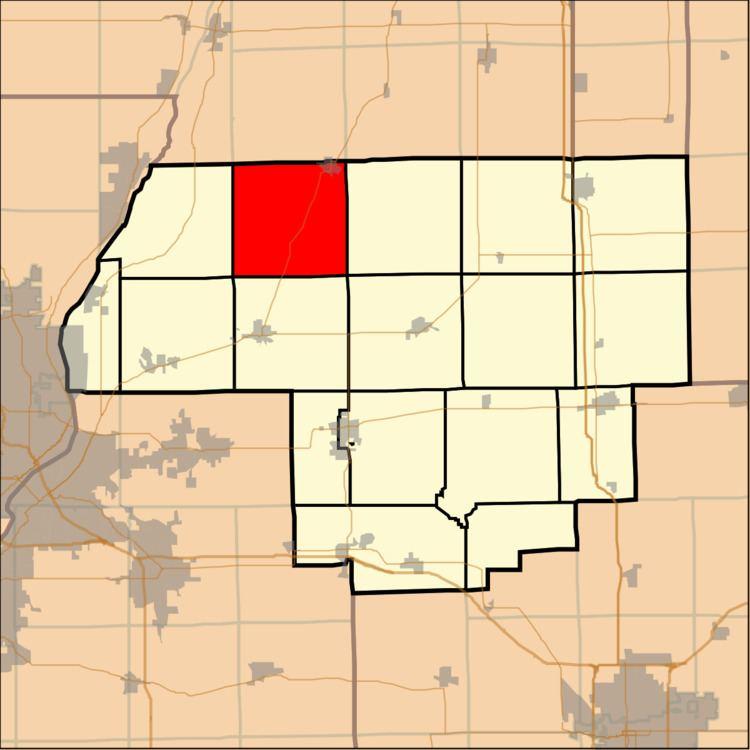 Cazenovia Township, Woodford County, Illinois