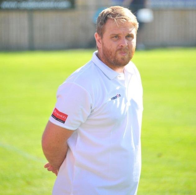 Cédric Anselin Wroxham aim to continue their fine Ryman Division One North form