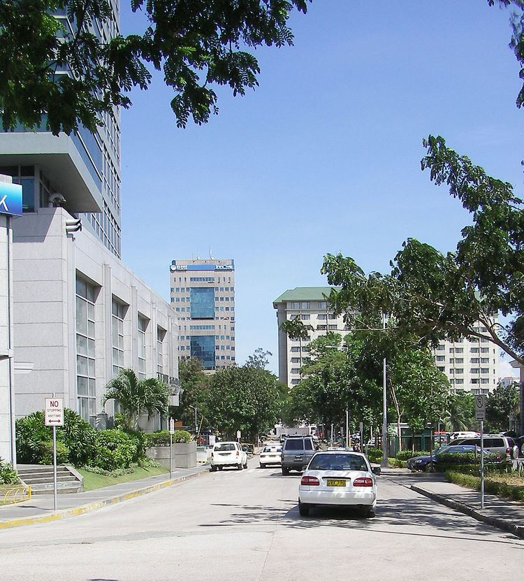 Cebu Business Park Cebu Business Park Wikipedia