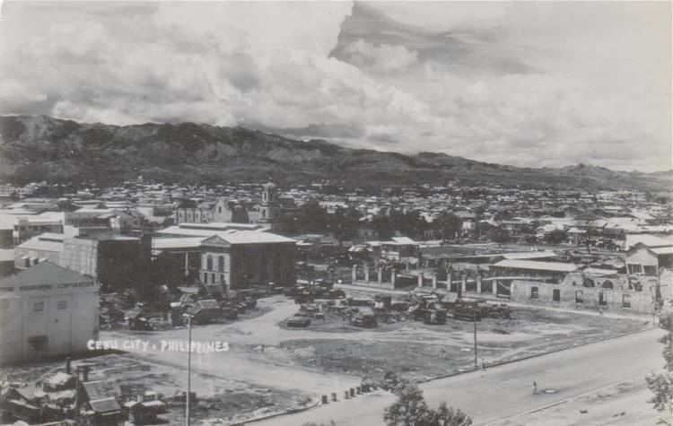 Cebu City in the past, History of Cebu City