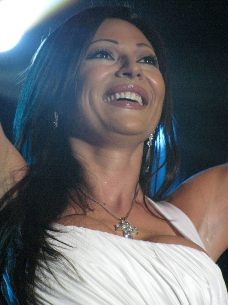 Ceca (singer) Ceca singer Wikipedia the free encyclopedia