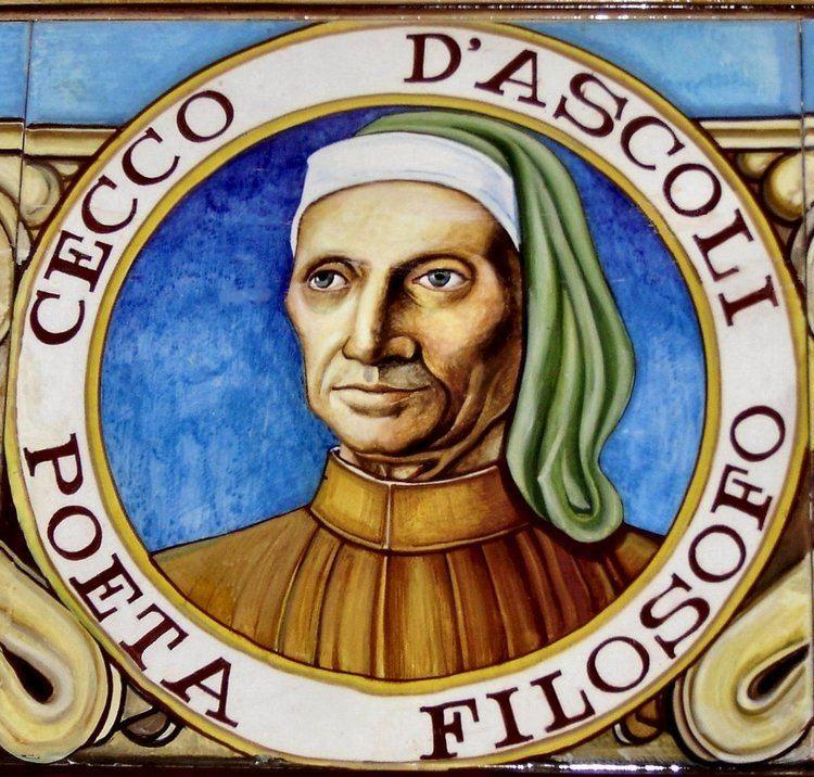 Cecco d'Ascoli Cecco D39Ascoli e il pensiero libero Convegno a Castignano con il