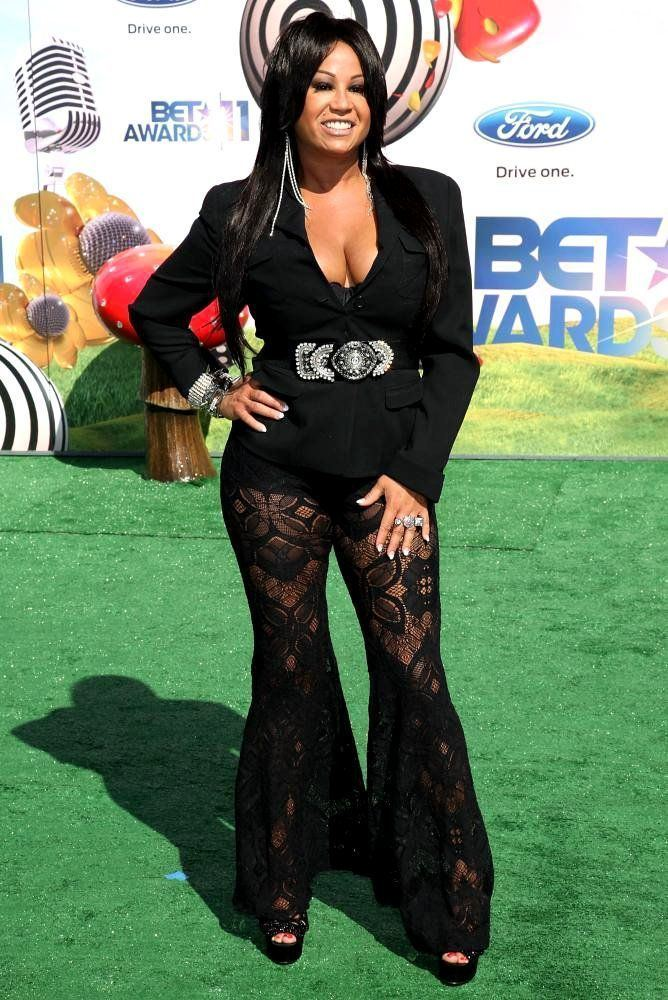 CeCe Peniston CeCe Peniston Picture 1 BET Awards 2011