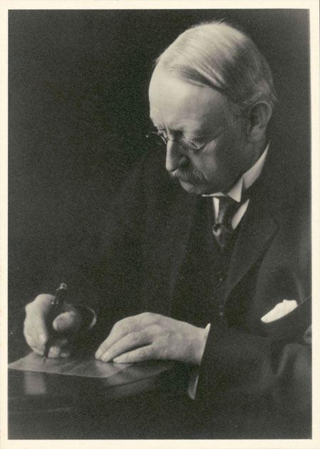 Cecil Farrer, 3rd Baron Farrer Opinions on Cecil Farrer 3rd Baron Farrer