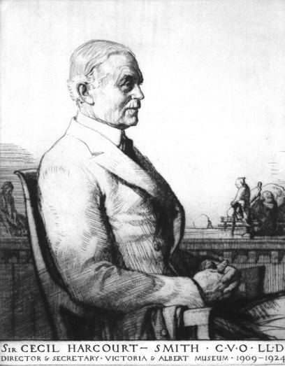 Cecil Harcourt Smith