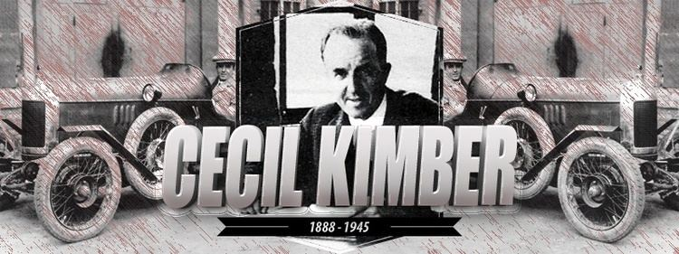 Cecil Kimber CecilKimberjpg