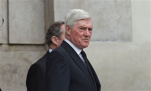 Cecil Parkinson Tory peer Cecil Parkinson retires from House of Lords
