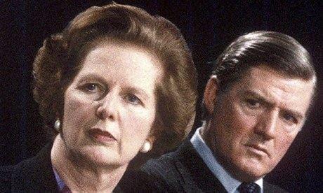 Cecil Parkinson Thatcher wanted Cecil Parkinson as foreign secretary