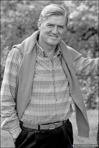 Cecil Parkinson BBC In pictures Newcastle GP39s celebrity portraits