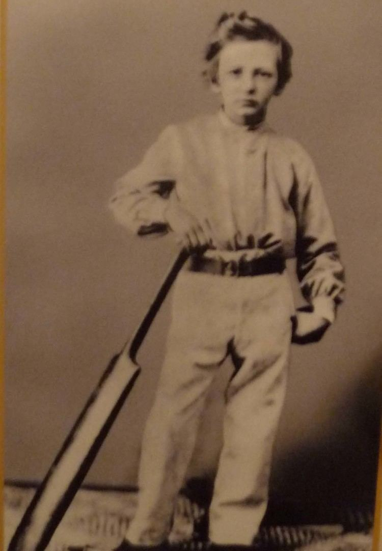 Cecil Rhodes (cricketer) Cecil Rhodes and Cricket Features Sporting Heritage