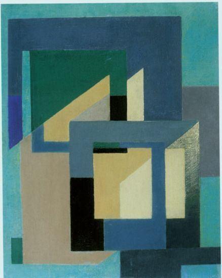 Cecil Stephenson John Cecil Stephenson Abstract c1935