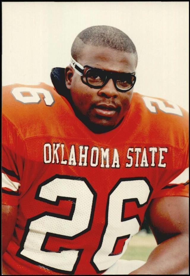 Cecil Wilson (journalist) OSU football Former Cowboy Cecil Wilson dies at age 49 News OK