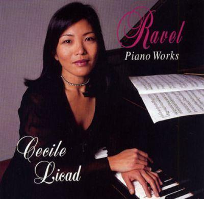 Cecile Licad Ravel Piano Works Cecile Licad Credits AllMusic