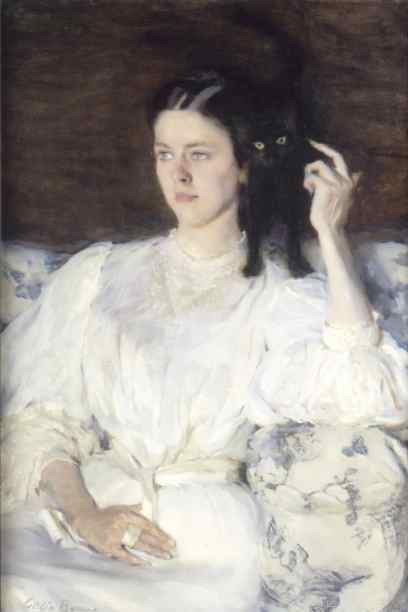 Cecilia Beaux Cecilia Beaux American Figure Painter