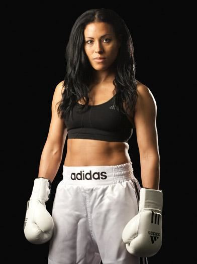 Cecilia Brækhus Cecilia 39The First Lady39 Braekhus Sauerland Promotions