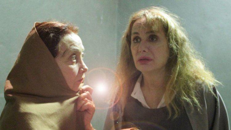 Cecilia Cenci Muri la actriz Cecilia Cenci Teleshow