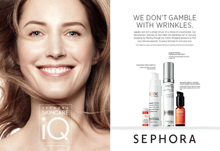 Cecilia Chancellor Cecilia Chancellor Sephora Beauty by David Sims Models
