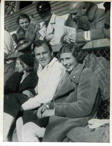 Cecilia Colledge Cecilia Colledge 1936 Winter Olympics SAIN Photographs