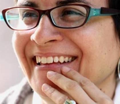 Cecilia Eudave Carmen Alemany realiza una entrevista pblica a la autora