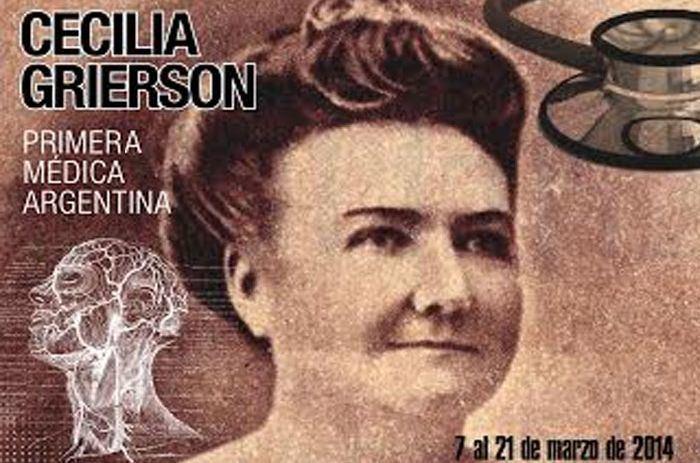 Cecilia Grierson d396griersonjpg