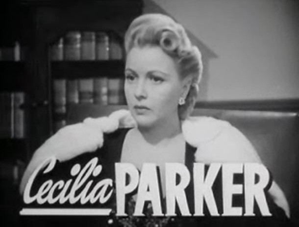 Cecilia Parker Cecilia Parker Wikiwand