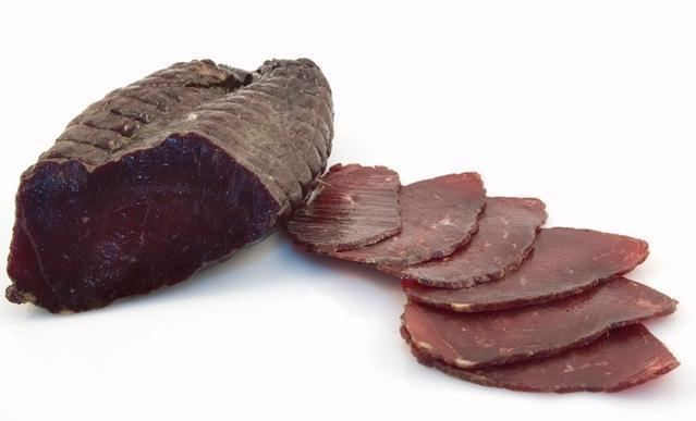 Cecina (meat) Ham cecina and cold cuts Don Gastronom