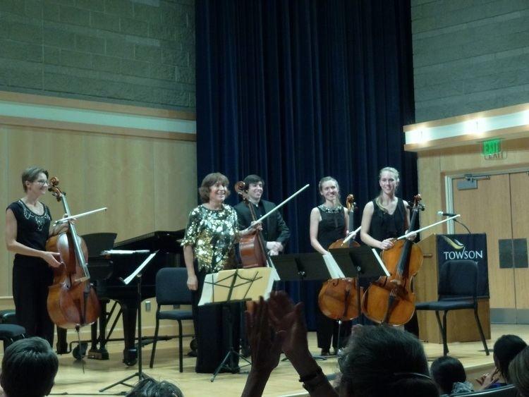 Cecylia Barczyk ICF Archives Cecylia Barczyk cellist