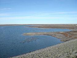 Cedar Bluff Reservoir httpsuploadwikimediaorgwikipediacommonsthu