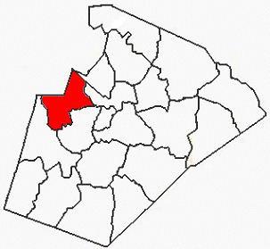 Cedar Fork Township, Wake County, North Carolina