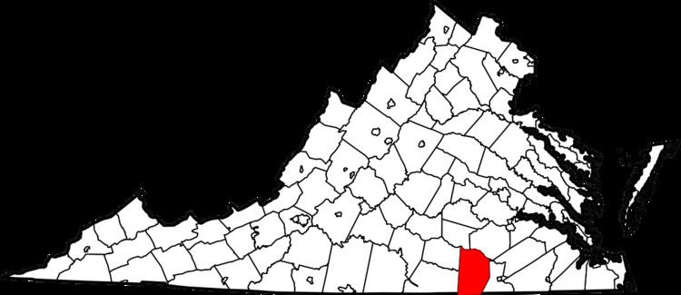 Cedar Grove, Brunswick County, Virginia