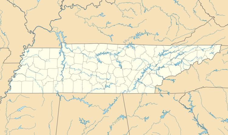 Cedar Grove (west), Sullivan County, Tennessee