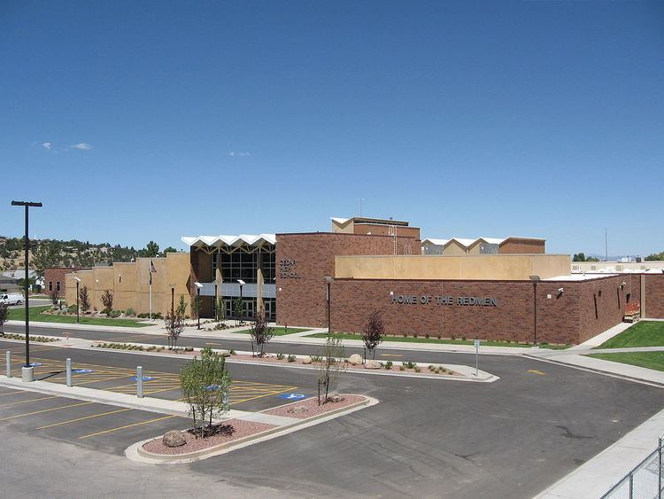 Cedar High School
