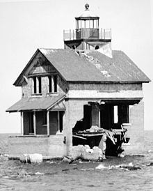 Cedar Point Light (Maryland) httpsuploadwikimediaorgwikipediacommonsthu
