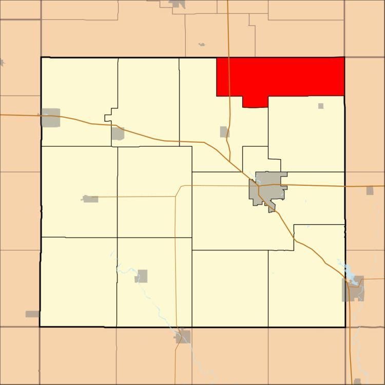 Cedar Township, Floyd County, Iowa