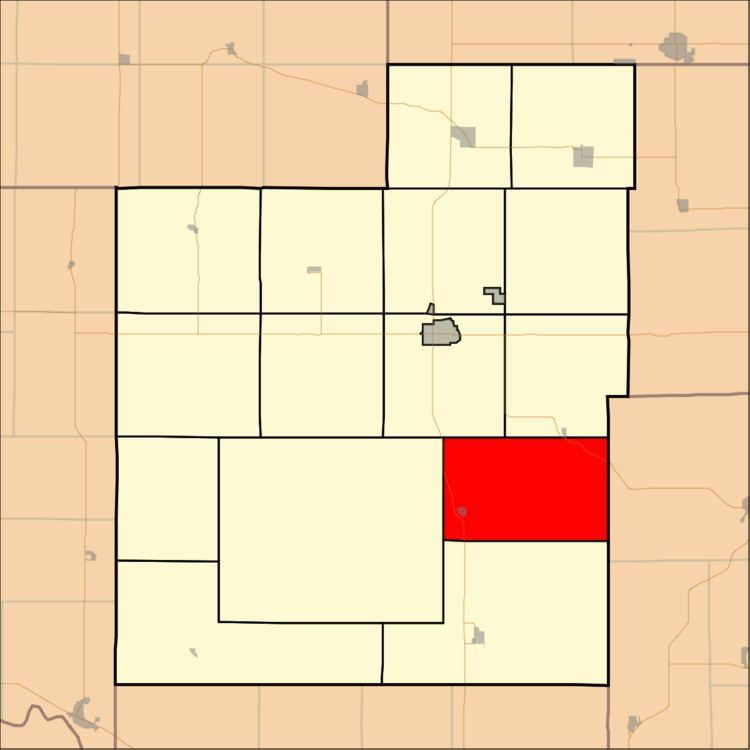 Cedar Township, Jackson County, Kansas