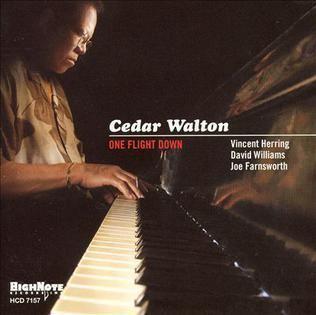 Cedar Walton One Flight Down Wikipedia