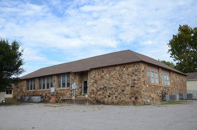 Cedarville School Building