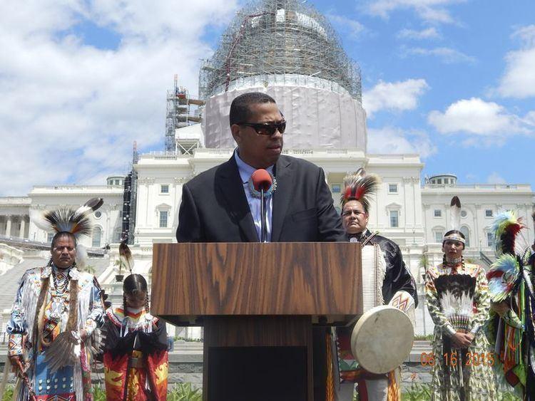 Cedric Cromwell Meet Native America Cedric Cromwell Chairman Mashpee Wampanoag Tribe